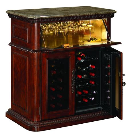 Refrigerated Wine Cabinet Furniture by Wine Refrigerator Now Offering Furniture Style Tresanti