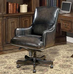 Prestige, Traditional, Genuine, Leather, Office, Desk, Chair, Parker, House, Dc, 106