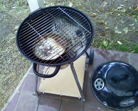 Simple As It Gets  Convert Kingsford (webber) Charcoal
