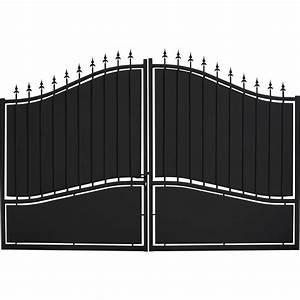 Brico Depot Portail Alu : portails brico d p t cuisine brico depot pinterest ~ Edinachiropracticcenter.com Idées de Décoration