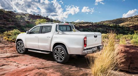 2018 Mercedesbenz Xclass Revealed, But It's Not Coming
