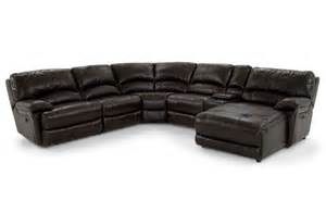 leather sofa bob s furniture home sweet home pinterest