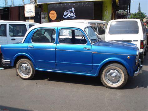 Fiat Classic Cars by Fiat Classic Car Club Mumbai Page 224 Team Bhp