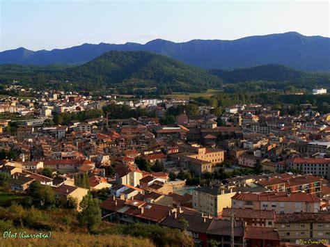 Foto de Olot (Girona), España