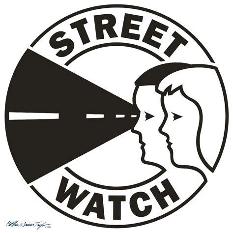 street watch logo design matthew james taylor