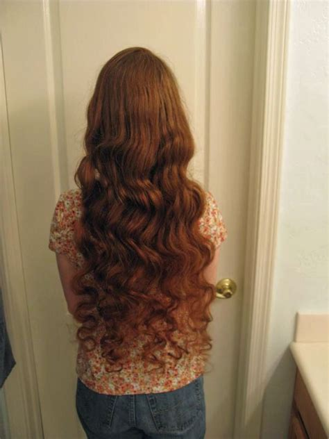 diy  heat curls  tutorials  curl hair  heat