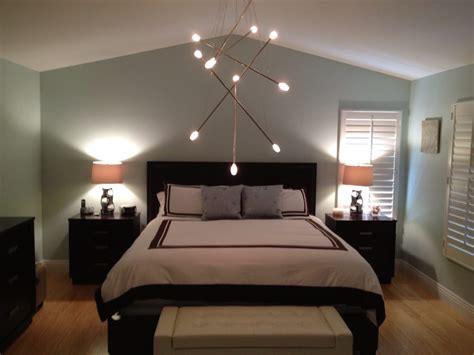 Master Bedroom Decorative Light Fixture
