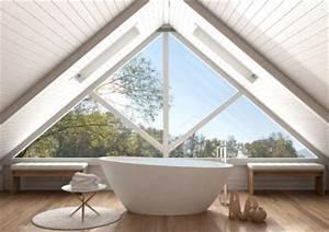 Wer Baut Fenster Ein : dreiecksfenster kaufen dreieckige fenster f r dachgiebel ~ Lizthompson.info Haus und Dekorationen