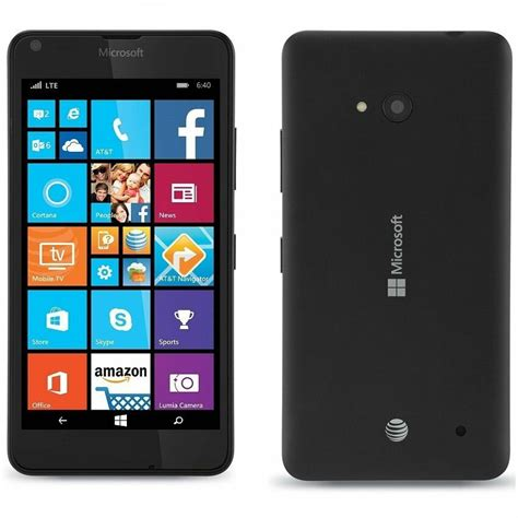 unlocked nokia lumia 640 rm 1073 windows phone works with at t t mobile new ebay
