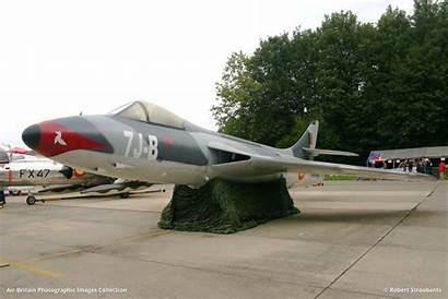 Hunter Hawker F6 Abpic Belgium Photographs