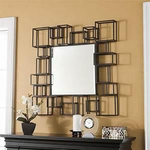 living room mirrors decoration - Interior Design Inspirations