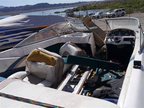 Boat Crash In Lake Havasu by Investigators Suspect A Factor In Lake Havasu Boat