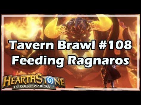 ragnaros deck tavern brawl hearthstone knights of the frozen throne expansion
