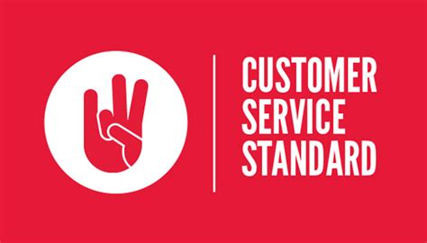customer service standard division  student affairs