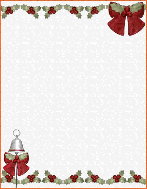 microsoft word  christmas templates festival collections