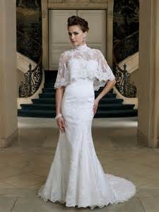 lace topper for wedding dress 2012 bridal style trend cape toppers onewed