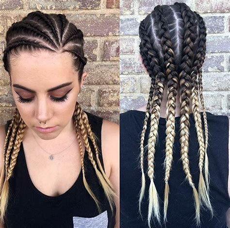 white girl braids sports in 2019