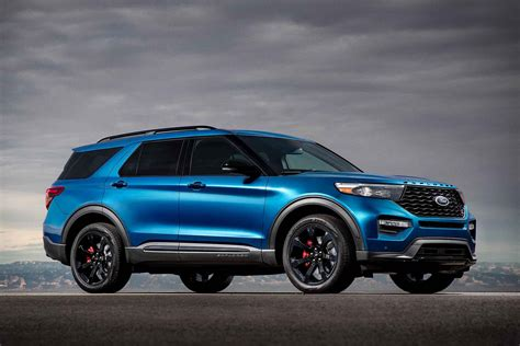 ford explorer st suv uncrate