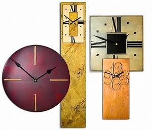 Contemporary clocks contemporary clock designs modern for Contemporary wall clocks uk