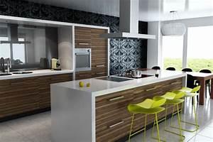 Küchenfliesen Wand Modern : 66 wandgestaltung k che ideen wie erreicht man den ~ Articles-book.com Haus und Dekorationen