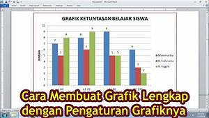 Cara Membuat Grafik Diagram Di Word 2010  2013  2016