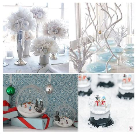 deco hiver on decoration d interieur moderne mariage theme hiver idees idees 540x527