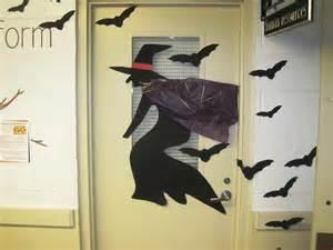 Halloween Office Door Decorations