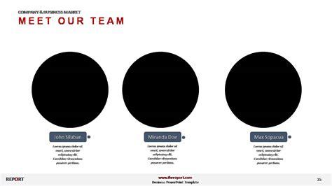 Meet The Template Meet The Team Templates Powerslides