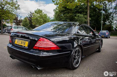 Mercedes-benz Kleemann Cl 65 Amg C215
