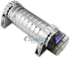Power Acoustik PC2 0F 2 0 Farad Digital Capacitor