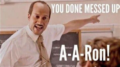 Aaron Meme Loss Memes Image Memes At Relatably