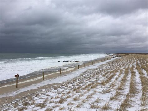 Video Update High Winds And Coastal Flooding Expected On
