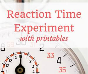 Reaction Time Experiment