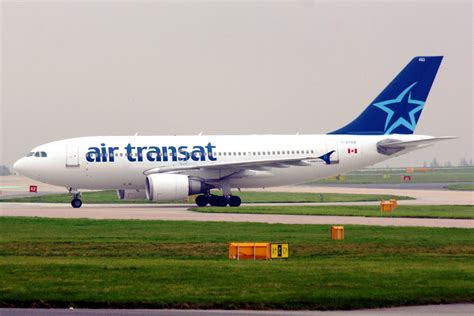 world air crafts air transat pics info