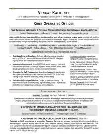 professional resume format sles pdf sle resume compliance