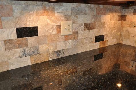 kitchen backsplash with granite countertops granite countertops and tile backsplash ideas eclectic