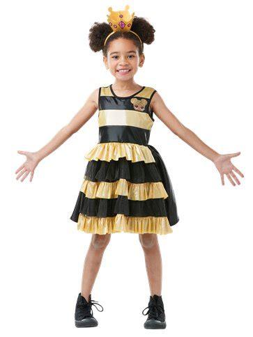 lol surprise queen bee deluxe child costume party delights