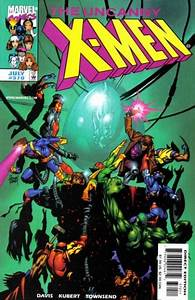 The Uncanny X Men 356 Reunion Issue