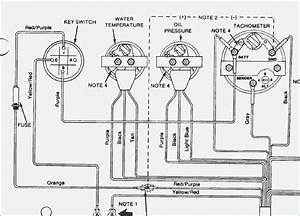 Mercruiser Trim Guage Wiring Diagram