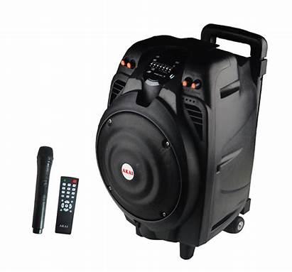 Akai X8 Card Sd Speaker Usb Portable