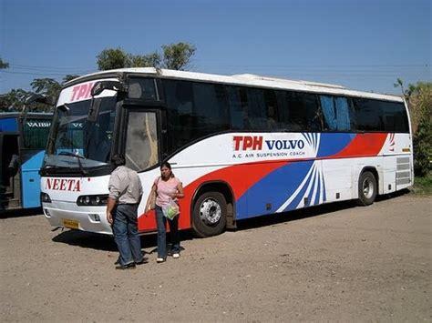 bus timings   book volvo bus    india