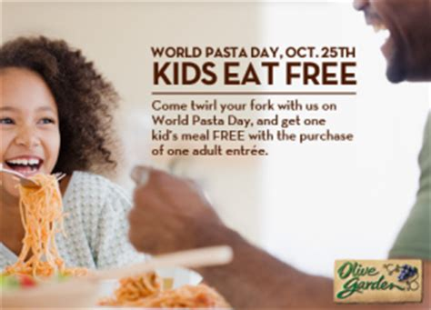 olive garden eat free world pasta day olive garden buca di beppo who said