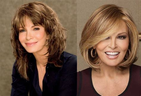 30 Hairstyles For Women Over 50