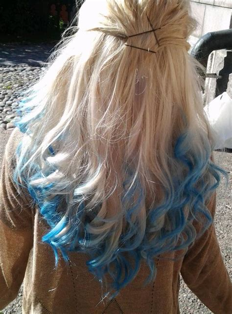Quotes About Blue Hair Color Quotesgram