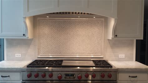 handmade ceramic tile herringbone mosaic inlay  ceramic subway field backsplash tile