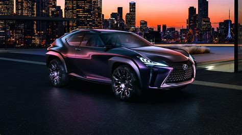 Lexus Photo by Lexus Ux Concept Make The World Debut In