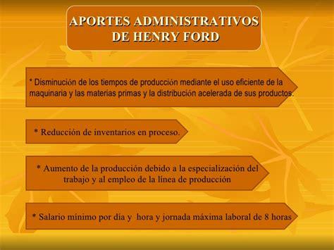 diapositivas henry ford