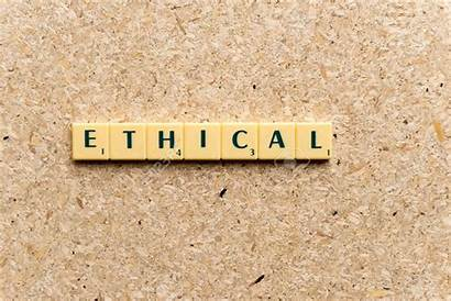 Ethical Word Simple Wooden Wallpapersafari Backgrounds
