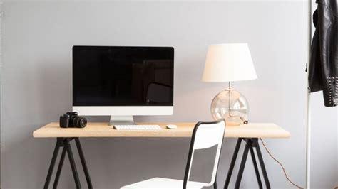 bureau modern een trendy kantoor begint met een modern bureau westwing