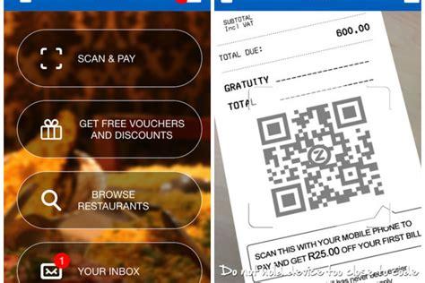 mobile payment app     qr codes